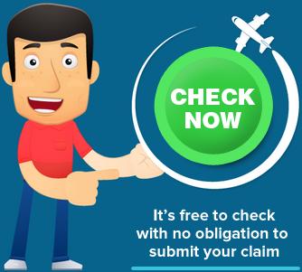flight claim button