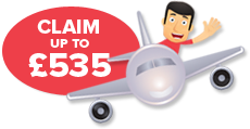 Flight delay compensation amount